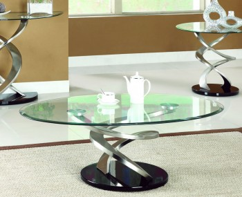 Findon Glass Coffee Table