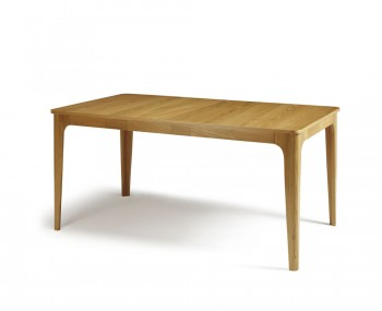 Cascade Oak Extending Dining Table