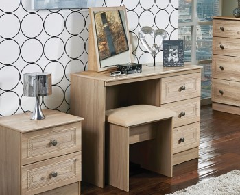 Henlow Single Dressing Table