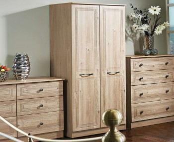 Henlow 2 Door Wardrobe