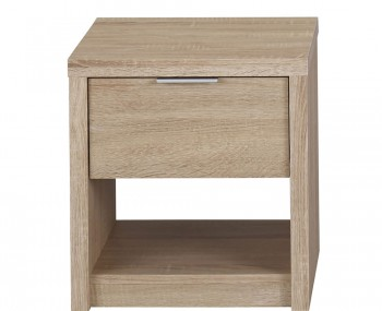 Lotus Oak Nightstand