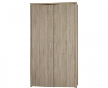 Lotus Oak 2 Door Wardrobe