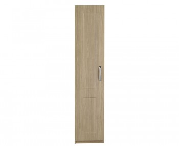 Alonzo Oak 1 Door Wardrobe