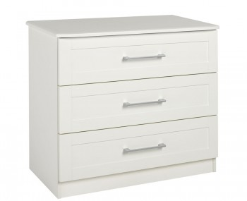 Marcello Cream 3 Drawer Chest