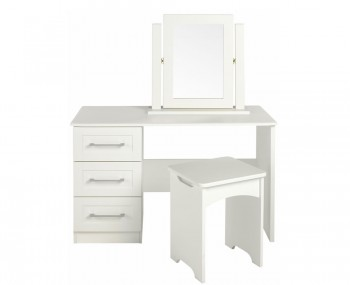 Marcello Cream Dressing Table