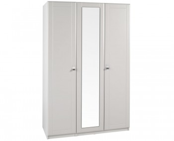 Sigrid Cashmere 3 Door Tall Wardrobe