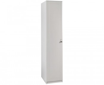 Sigrid Cashmere 1 Door Tall Wardrobe