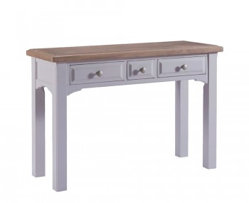 Everette Single Two-Tone Dressing Table