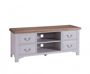 Everette Two-Tone TV Unit