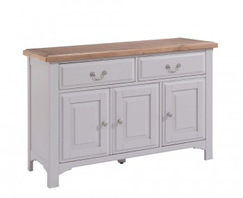 Everette Two-Tone Large Sideboard