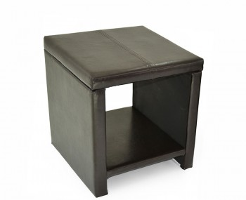 Indiana Brown Bedside Table