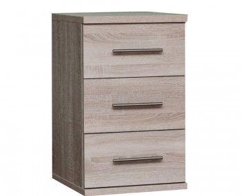 Henderson Light Oak Bedside Chest