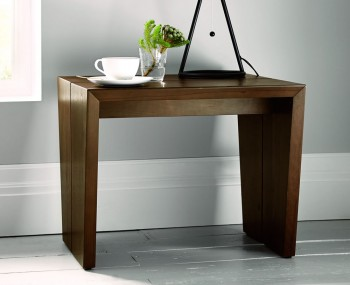 Rayton Walnut Lamp Table