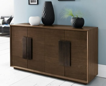 Rayton Walnut Sideboard