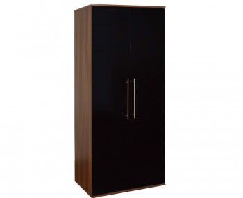 Watson High Gloss 2 Door Wardrobe