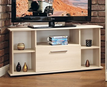 Merriwick Lyon Ash Corner TV Unit