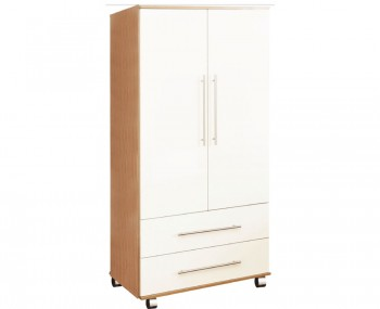 Watson High Gloss Childrens Wardrobe