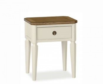 Sophia Two-Tone Lamp Table