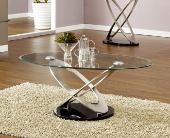 Hugo Glass Coffee Table