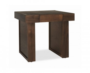 Akita Walnut Lamp Table *Special Offer*