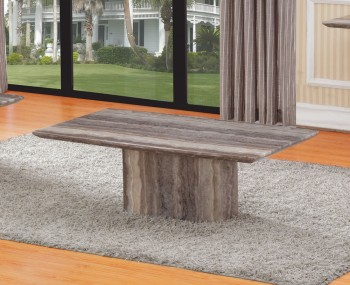 Thurston Marble Effect Coffee Table