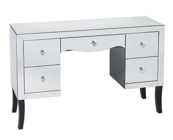 Cortese Double Mirrored Dressing Table
