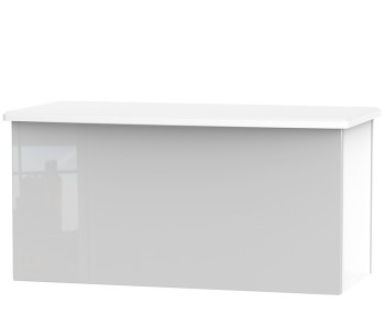 Bishop Kashmir High Gloss Blanket Box