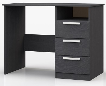 Elsham Graphite Dressing Table