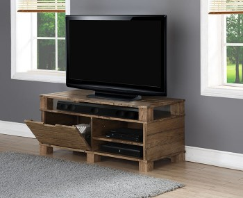 Cologne Rustic Oak TV Stand