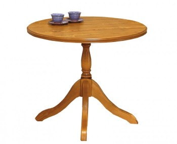 Lullingston 3ft Natural Oak Round Breakfast Table *Special Offer*