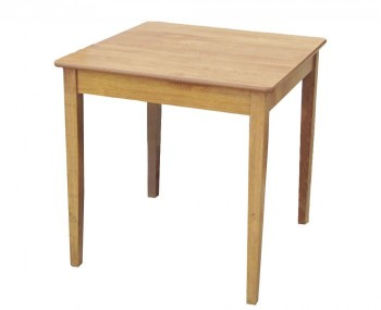 Augustine Natural Oak Square Drop Leaf Table Only *Special Offer*