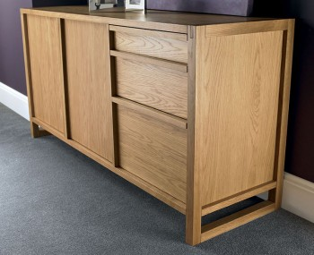 Studio Oak Wide Sideboard