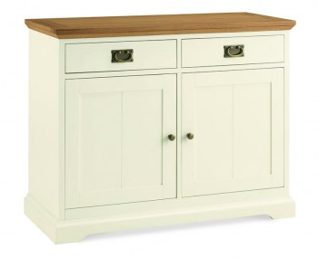 Provence Two-Tone Narrow Sideboard