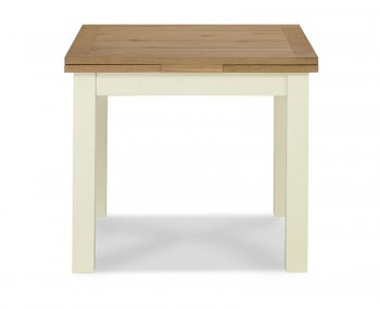 Provence Two-Tone Small Extending Dining Table