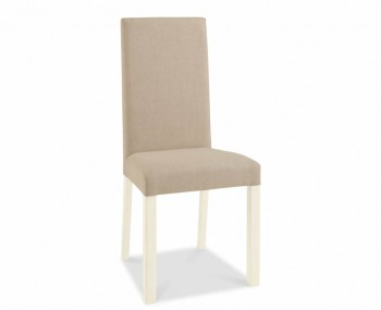 Provence Two-Tone Upholstered Dining Chairs