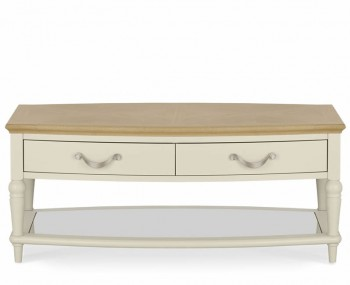 Montreux Antique White Coffee Table