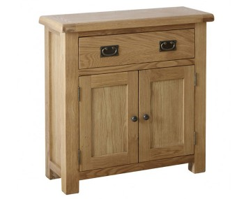 Priory Oak Small Sideboard