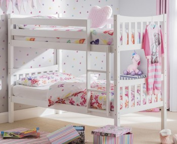 Scorpio White Bunk Bed