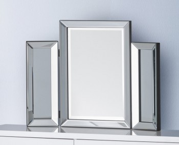 Soprano Folding Dressing Table Mirror