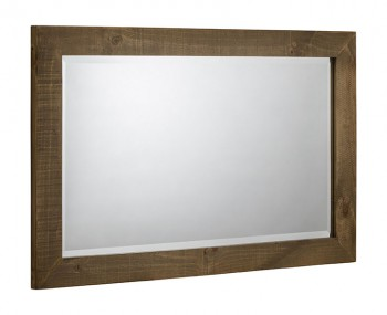 Aspen Solid Pine Wall Mirror