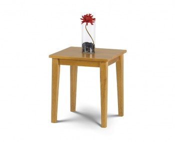 Cleo Natural Oak Lamp Table