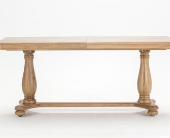 Harmony Premium Oak Extending Dining Table