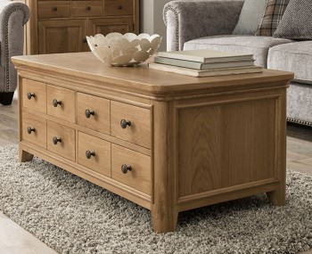 Harmony Premium Oak Coffee Table