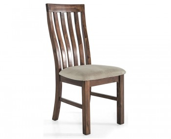 Pendock Wooden Slatted Dining Chair