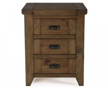 Lyndhurst 3 Drawer Bedside Chest