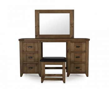 Lyndhurst Pine Dressing Table Set