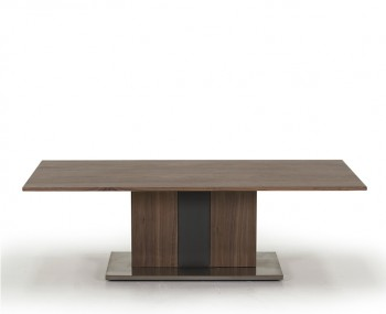Killister Walnut Veneer Coffee Table
