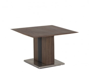 Killister Walnut Veneer Lamp Table