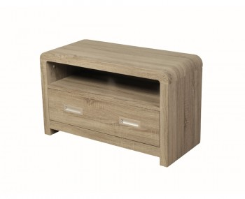 Deloro Dark Oak TV Unit