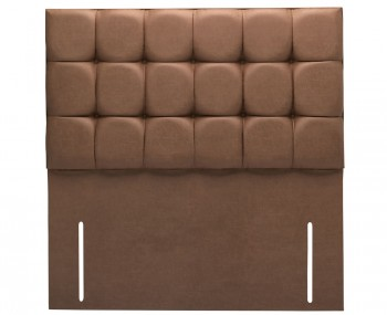 Bari Saddle Fabric Headboard